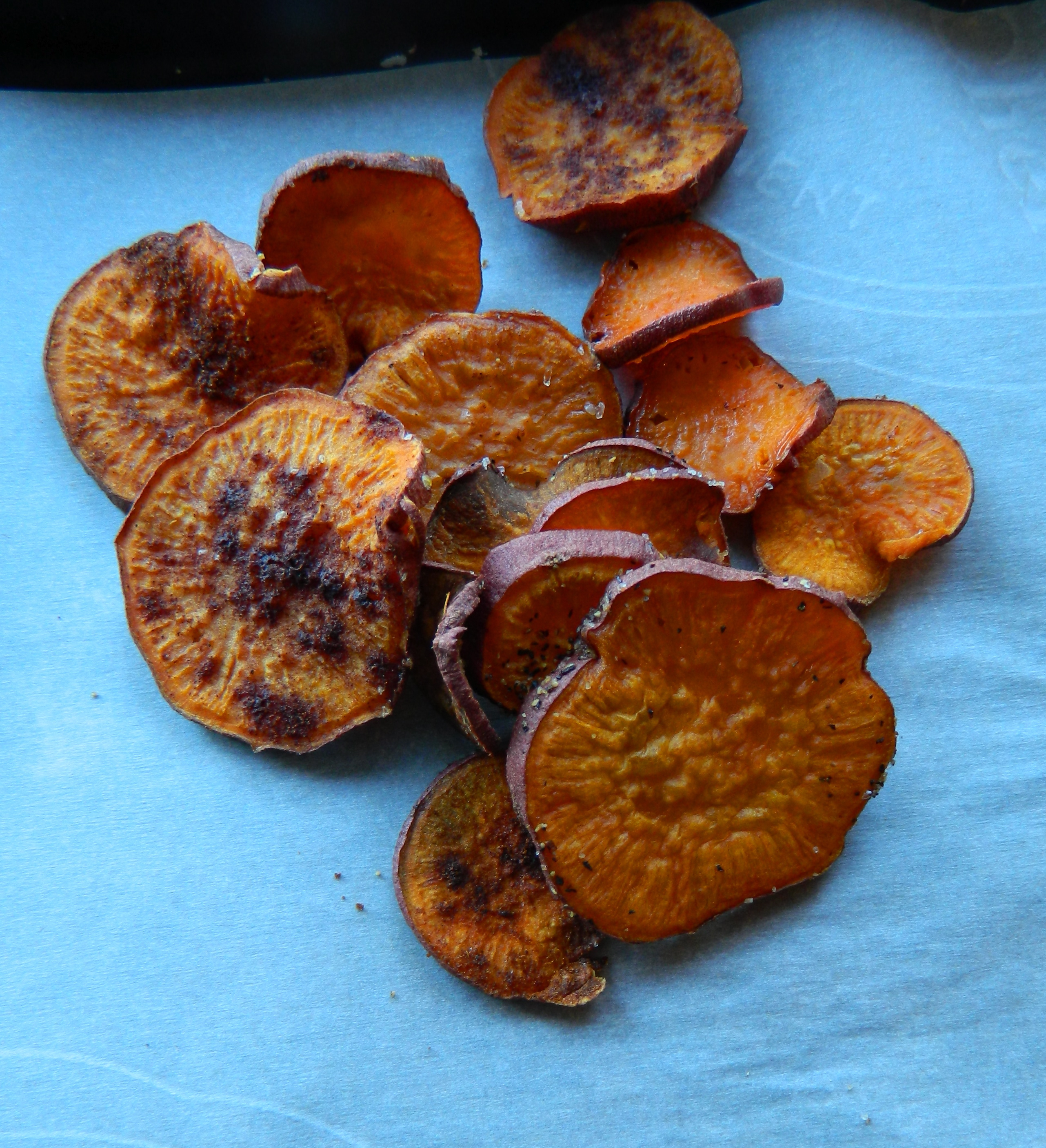 Yam Chips | Simply Real Health