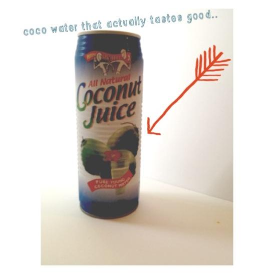 Coconut Juice via Simply Real Health
