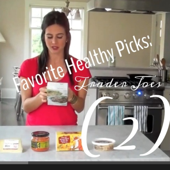 Sarah's Favorite Healthy PIcks @ Trader Joes (2) via Simply Real Health